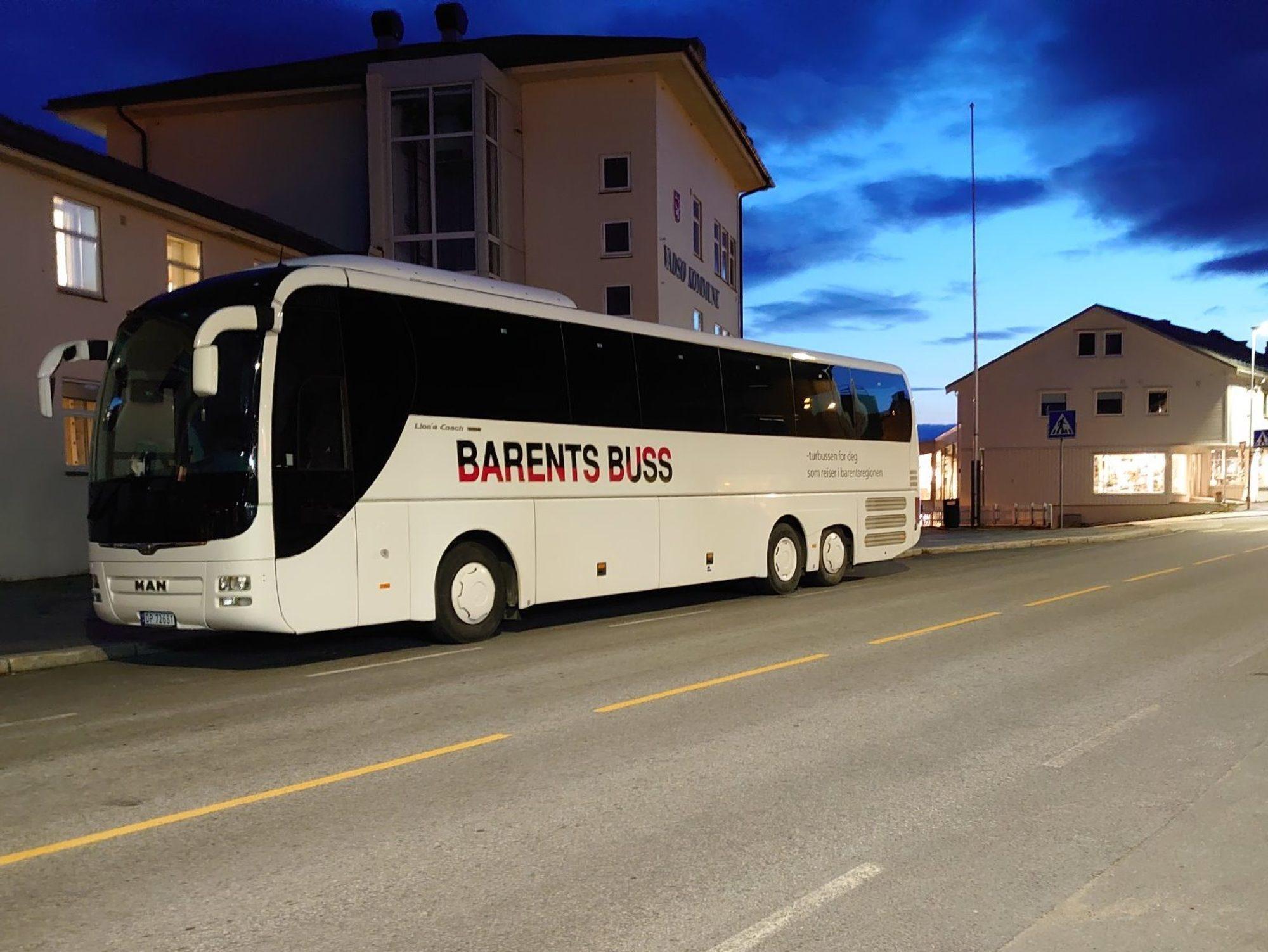 Barents Buss